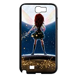 Pirate Fairy Samsung Galaxy N2 7100 Cell Phone Case Black Z1819059