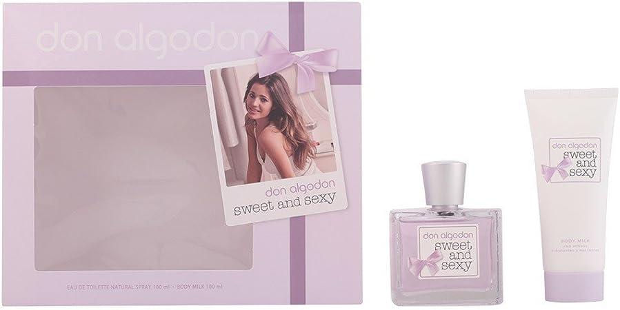 Don Algodon Sweet & Sexy – Mujer: Amazon.es: Belleza