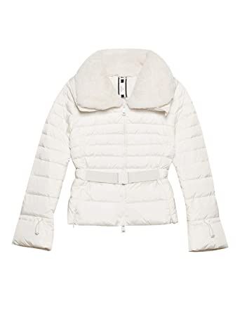 Motivi   Piumino Corto con Cintura Elasticizzata (Italian Size)  Amazon.it   Abbigliamento 6edbfe93e953