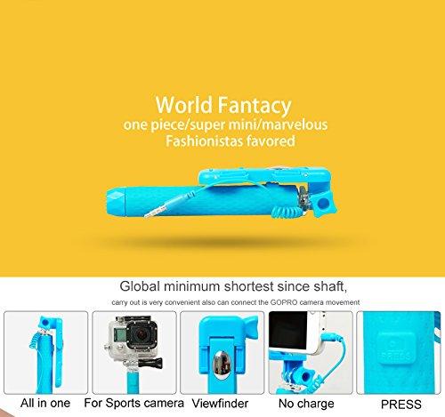 selfie stick e joy professional wired selfie stick monopod import it all. Black Bedroom Furniture Sets. Home Design Ideas