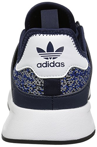 PLR Uomo Multisport X Indoor Scarpe Dark adidas White Black Blue qPgxf6P