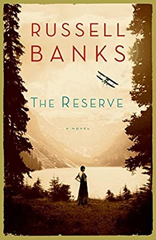 book cover of The Reserve