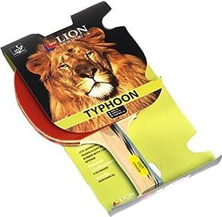 Lion Tennis De Table Paddle Sports/Blade Raquette Intérieur Extérieur Jeu Ping Pong Bat One Size