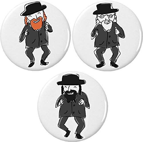 Set 3 Jewish Rabbis 2.25