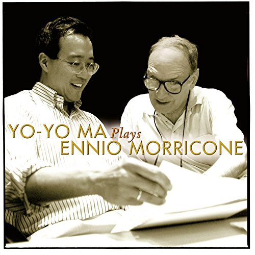 Cover of Yo-Yo Ma Plays Ennio Morricone
