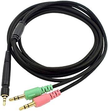 cable casque sennheiser game zero