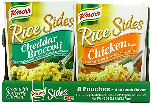 - Knorr Rice Side Dishes, 45 Ounce