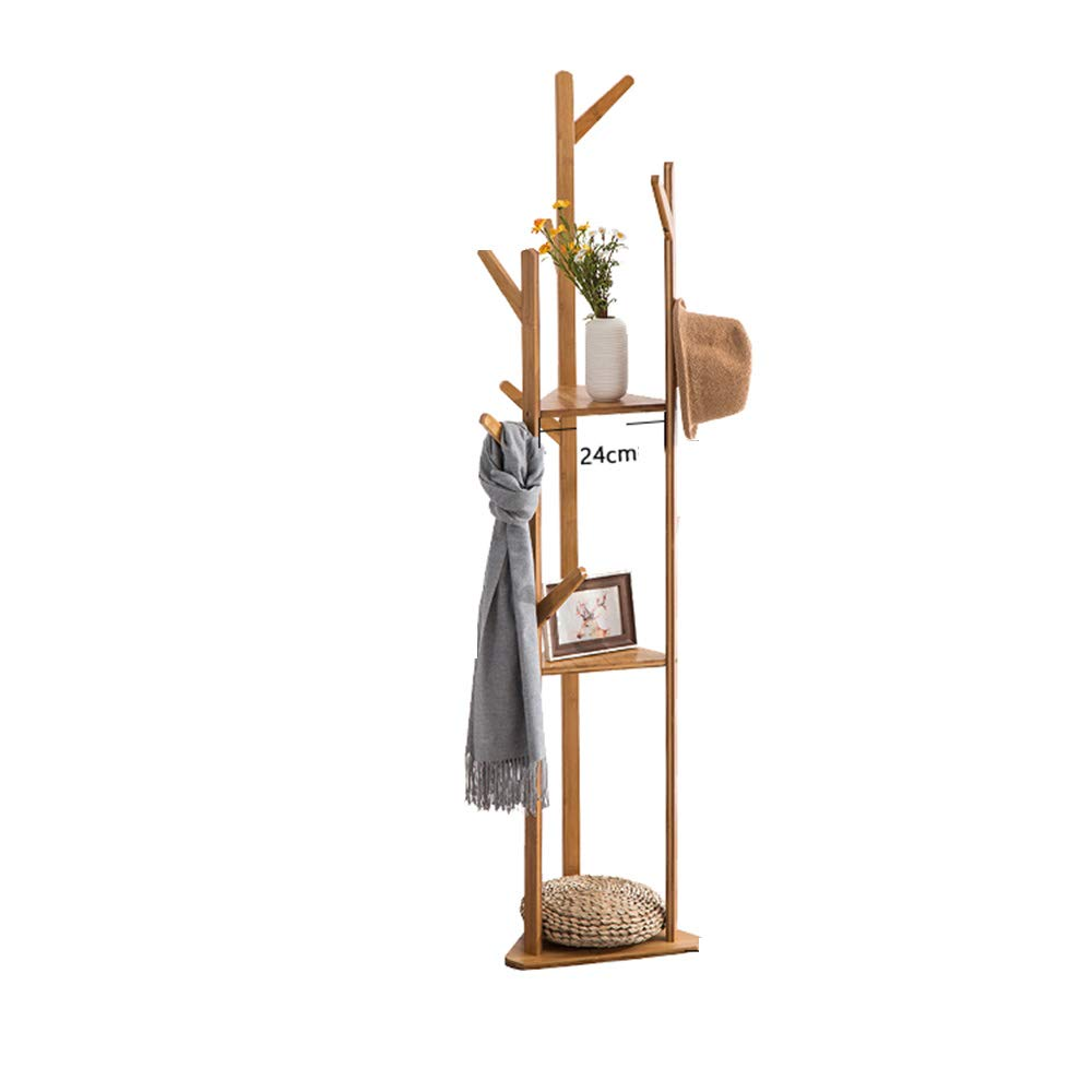 Perchero XIA& perchero Triangle 3 Tier Coat Rack Tree Forma ...