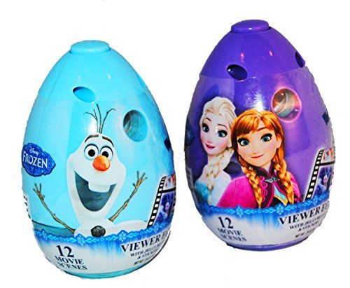 Disney Frozen Easter Egg Viewers with Jellybeans