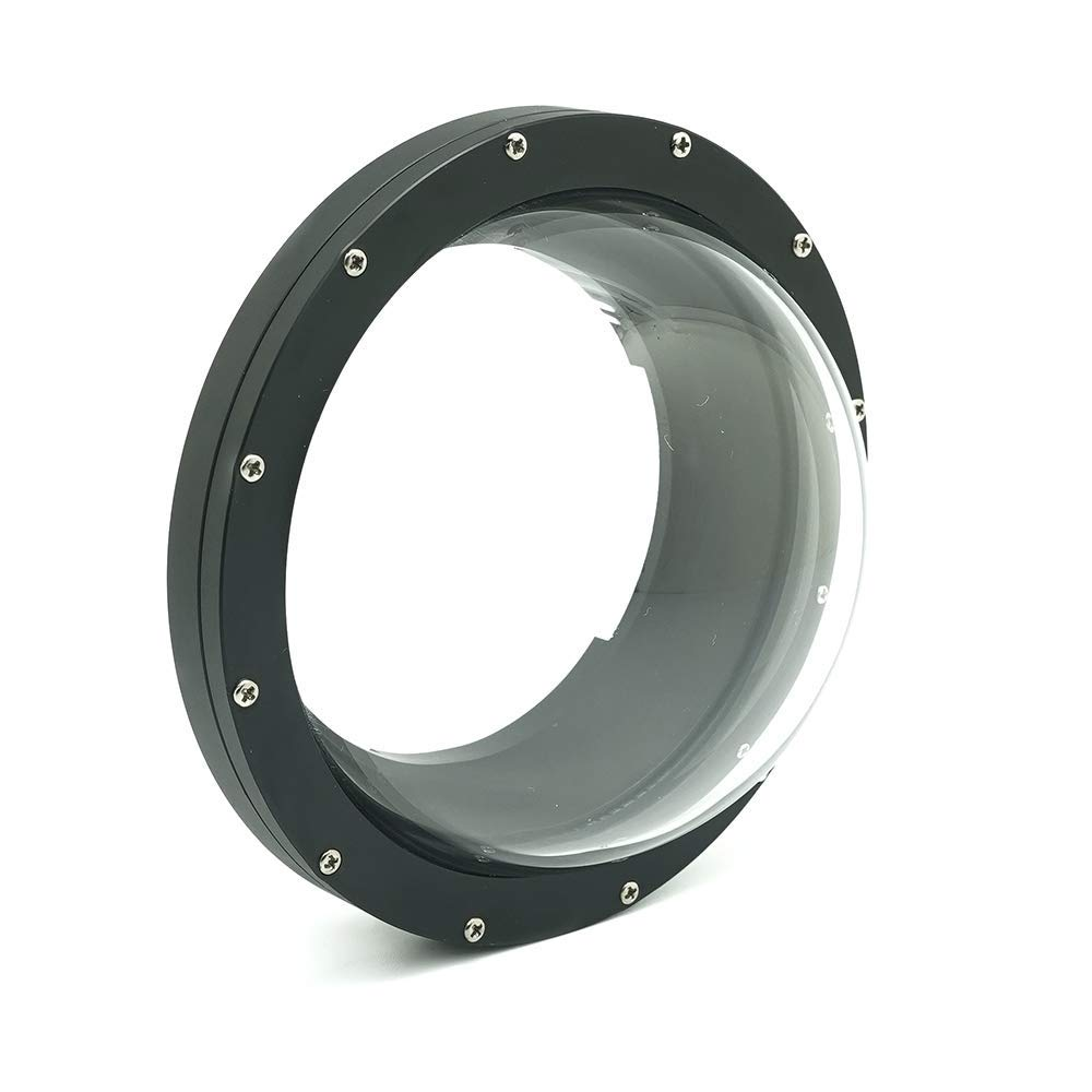 4'' Dry Dome Port for A6xxx Series Salted Line Waterproof housing 40M/130FT
