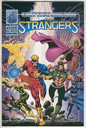 Ultraverse: The Strangers (Vol. 1, Number 1, June 1993)