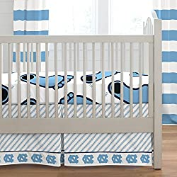 Carousel Designs University of North Carolina 2-Piece Crib Bedding Set