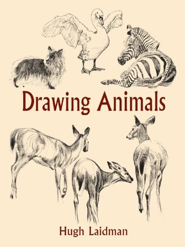 Animal Sketching for Beginners (Dover Art Instruction)