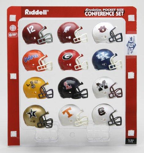 SEC Revolution Pocket Pro Helmet Conference Set ()