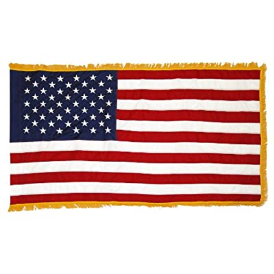 Online Stores Indoor American Nylon Flag, 3 by 5-Feet
