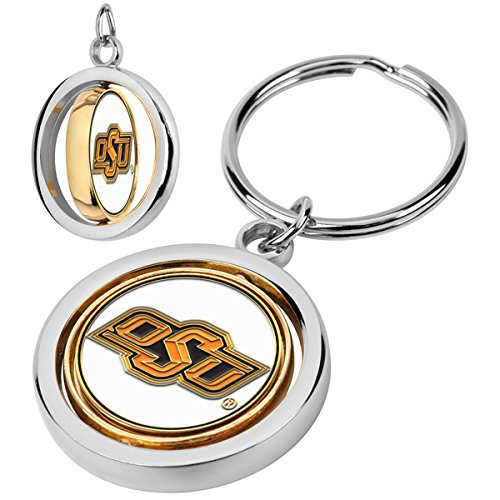 - NCAA Oklahoma State Cowboys - Spinner Key Chain