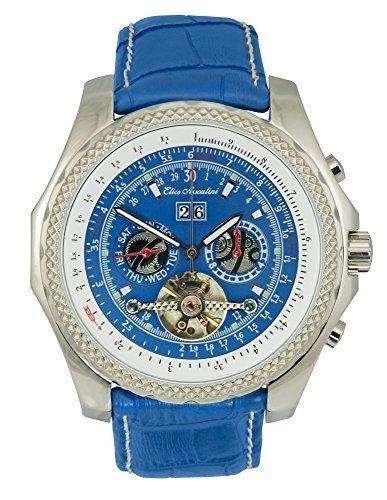 """Elico Assoulini SL76088 """"Cielo"""" Japanese Quartz Movement Watch"""