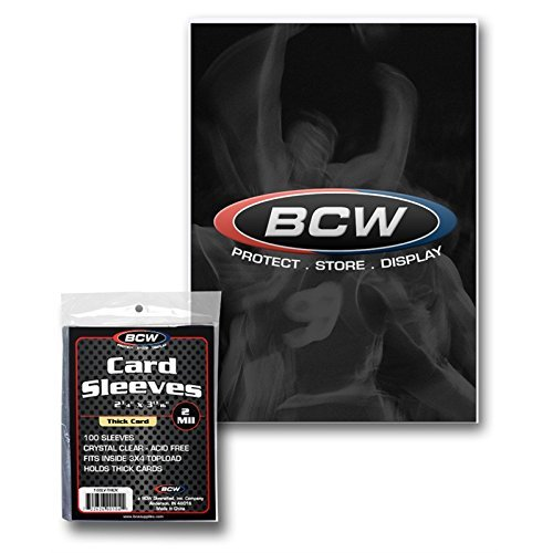 BCW Sleeves Sports Non sports Trading