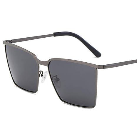 SUNHAO Hombre Gafas De Sol polarizadas para Hombre ...
