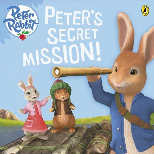Peter Rabbit Animation: Peter's Secret Mission (BP Animation) -