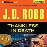 Bargain Audio Book - Thankless in Death  In Death  Book 37