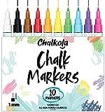 Chalkola Chalk Markers - 21 Markers Variation