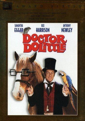Doctor Dolittle (Bilingual) Rex Harrison Samantha Eggar Anthony Newley Richard Attenborough