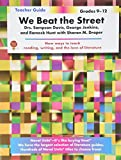 We Beat the Street - Teachers Guide by Novel Units, Inc.