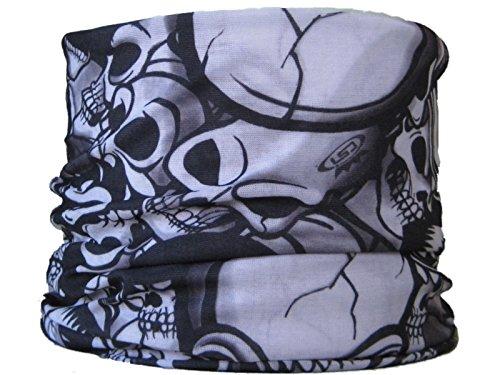 Multifunctional Headwear Skull & Top Hats