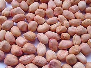 Peanuts Redskin Raw - 5/10/15/20/50/100 LBS Bulk - US Grown (50)