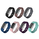 Fitbit Charge 2 Band, ULT-unite Soft Silicone Adjustable Replacement Sport Strap Band for Fitbit Charge 2