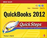 quick book payroll software - QuickBooks 2012 QuickSteps (Quick Guides)