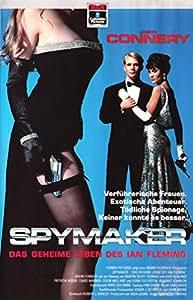 Spymaker - Das Geheime Leben des Ian Flemming [Alemania] [VHS]