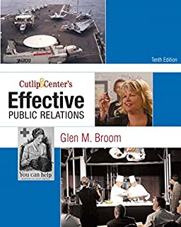 Kleppners advertising procedure 17th ed book only amazon books cutlip and centers effective public relations 10th edition fandeluxe Images