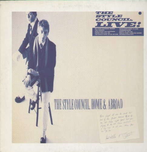 The Style Council - Home and Abroad - Zortam Music