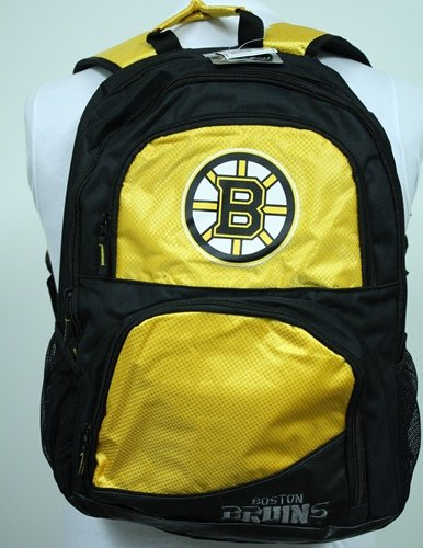Boston Bruins NHL High End Backpack
