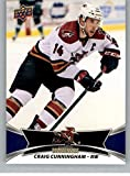 #1: 2016-17 Upper Deck AHL #71 Craig Cunningham NM-MT