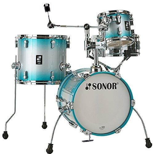 SONOR ドラムセット AQ2シリーズ MARTINI SN-AQ2MAR#ASB(アクアシルバーバースト)【国内正規品】   B079QHVYKG