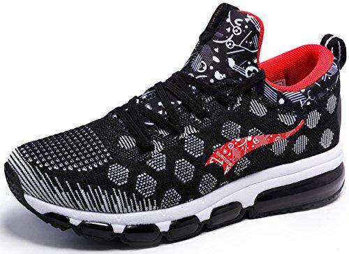 プラットフォーム非常に怒っています本当のことを言うとONEMIX[ワンミックス]メンズAirエアランニングシューズアウトドアスニーカージョギングトレーナースポーツニット靴アウトドアウォーキングレディース