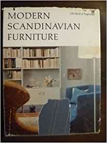 Modern scandinavian furniture ulf hard af segerstad books Swedish home furniture amazon
