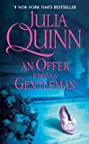 An Offer From a Gentleman by Julia Quinn front cover
