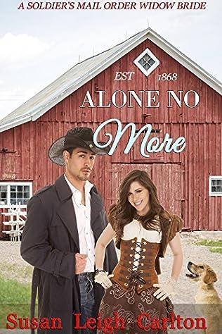 book cover of Alone No More