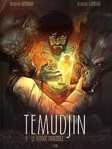 """Afficher """"Temudjin<br /> Le voyage immobile"""""""