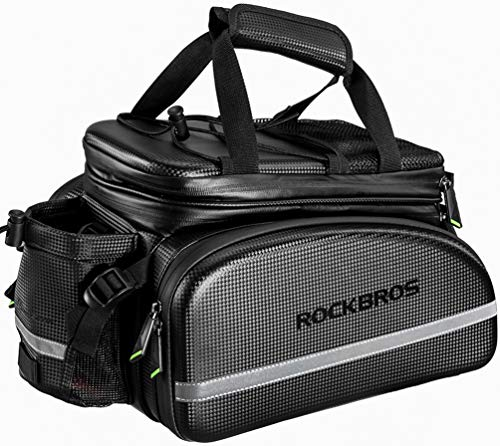 Best Bike Panniers & Rack Trunks