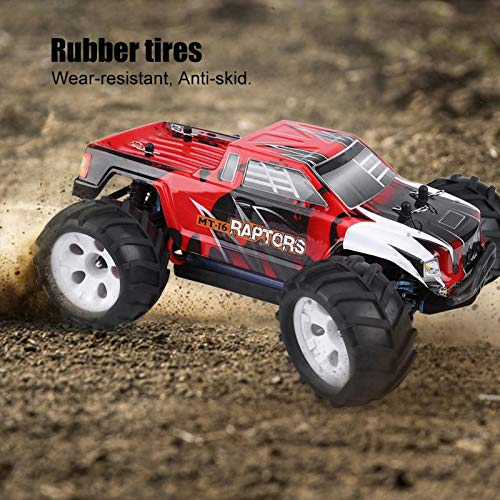 Generic 40km h 2.4GHz 4WD Remote Control Vehicle 1 16 Scale RC OffRoad Brushless Crawler 100240V Low Center OffRoad Tires RC Model