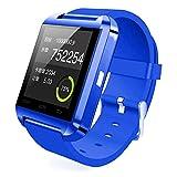 Eachbid U8 Perfect Design To Wear Bluetooth Smart Wrist Watch For Smart Phone Dark Blue