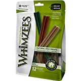 Whimzees Natural Grain Free Dental Dog Treats, Medium Stix, Bag Of 14
