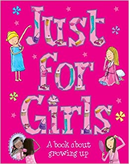 Image result for just about girls a book about growing up