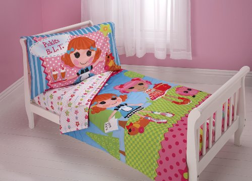 Lalaloopsy 4 Piece Toddler Set, One of a Kind