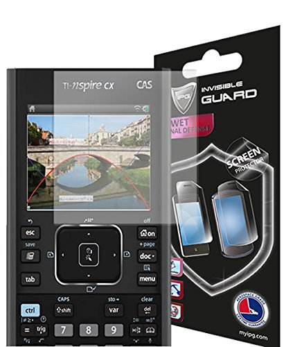 For TI Nspire CX & CX CAS Graphing Calculator Screen Protector Texas Instruments Screen Protection - Ti Nspire Screen